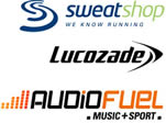 Sweatshop, Lucozade and AudioFuel